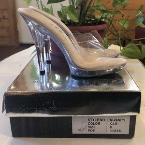 Ellie Competition Heels